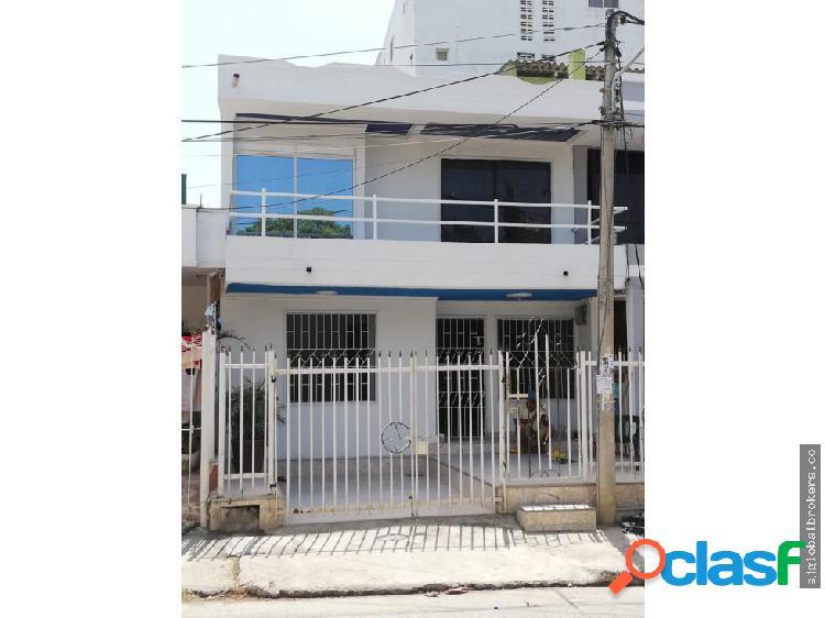 Casa en Venta,Bella Vista,Cartagena.