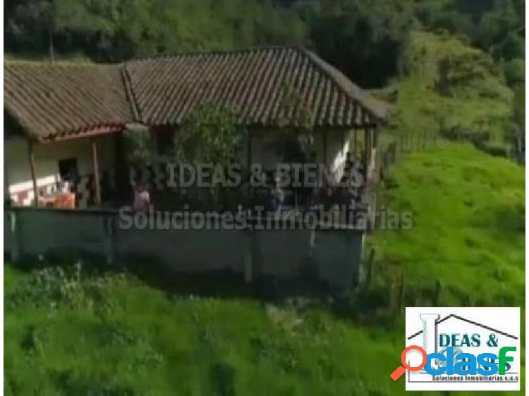 Finca Agroindustrial En Venta Belmira Antioquía