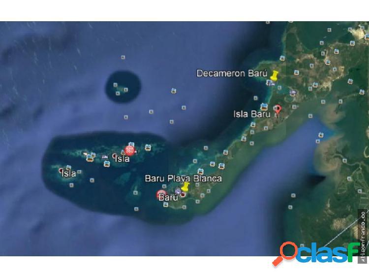 Lote, Terreno, Playa, Venta, Isla Baru, Cartagena