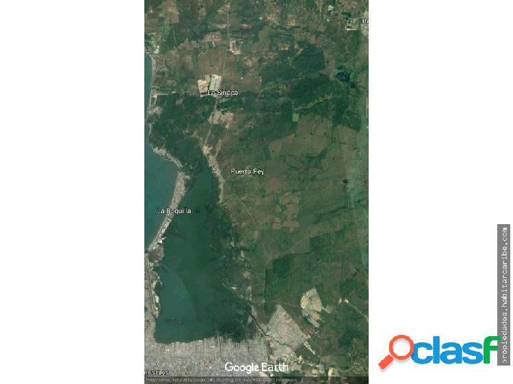 Lote en Venta en Tierra Baja Cartagena Bolívar