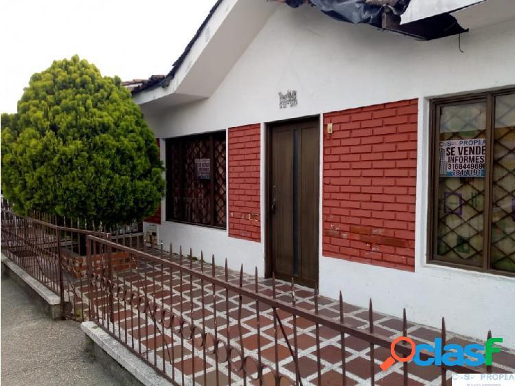 Se vende Casa Barrio los Pinos Palmira