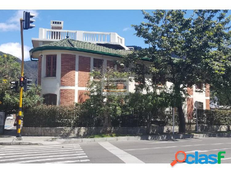 Se vende Casa En Teusaquillo Bogotá D.C