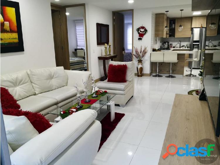 Se vende apartamento en Laureles, Nogal, Medellin.