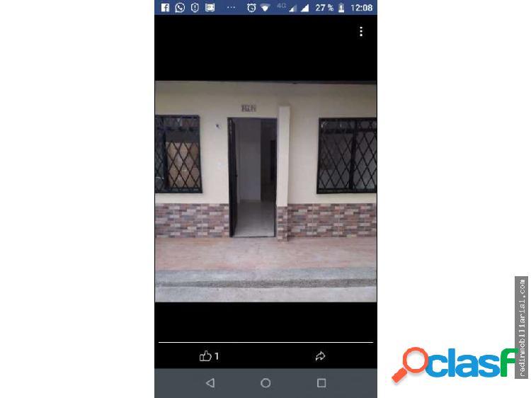 Se vende casa portal del jordan jamundi
