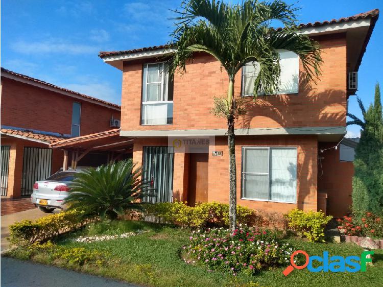 Vendo Casa En Condominio El Castillo (IMH)