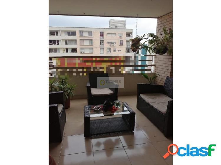 Vendo apartamento en el Barrio La Flora (CQ)