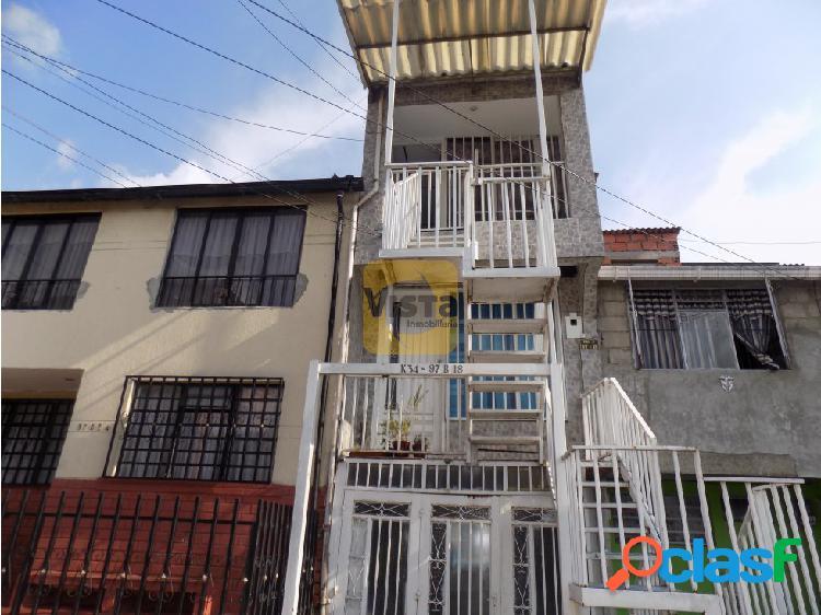 Venta Casa Con Renta La Enea, Manizales