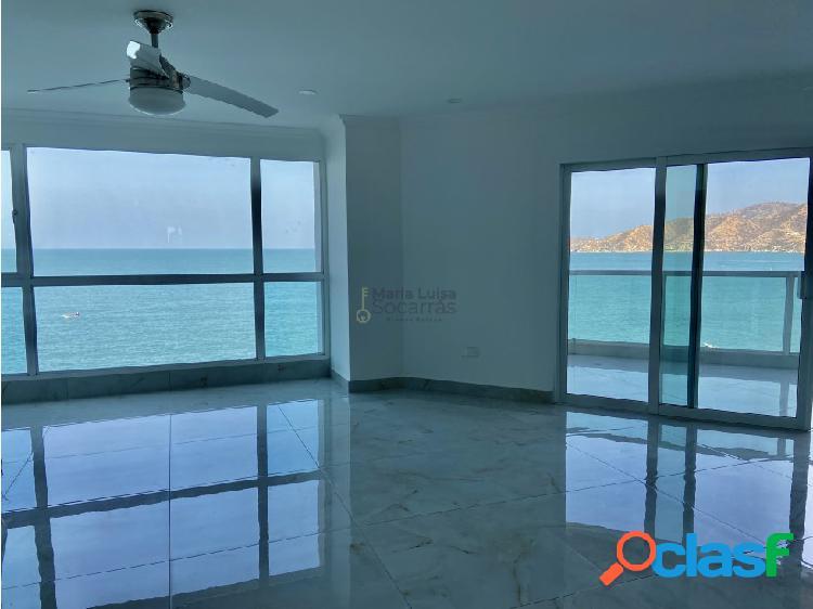 Venta de apartamento en Rodadero Sur Santa Marta