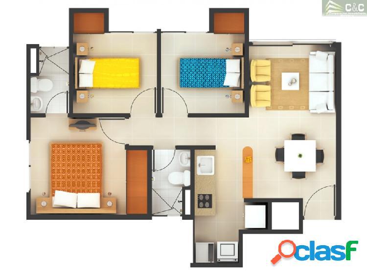 proyecto Apartamento en Armenia 0015