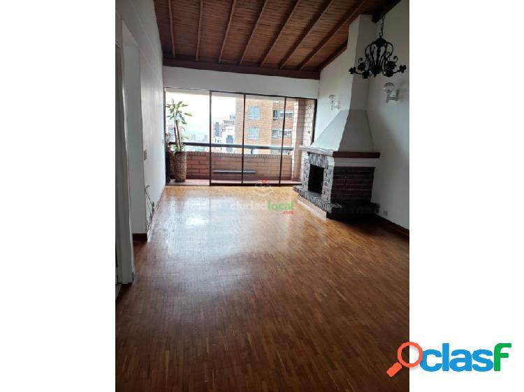 Apartamento en Arriendo en la loma de los Balsos.