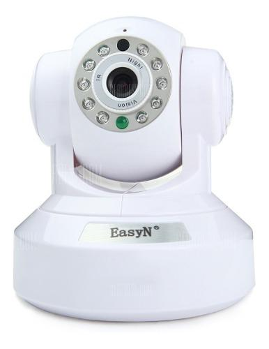 Camara De Seguridad Ip, Easyn, Visión Nocturna, Wifi, Video