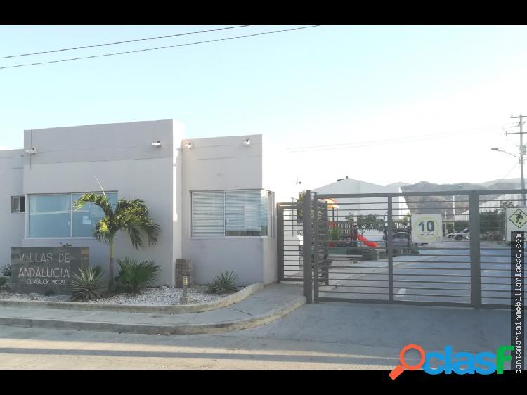 Casa para arriendo en Santa Marta Magdalena