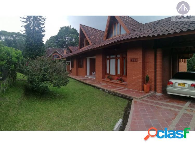 Ganga !! hermosa casa campestre vía circasia