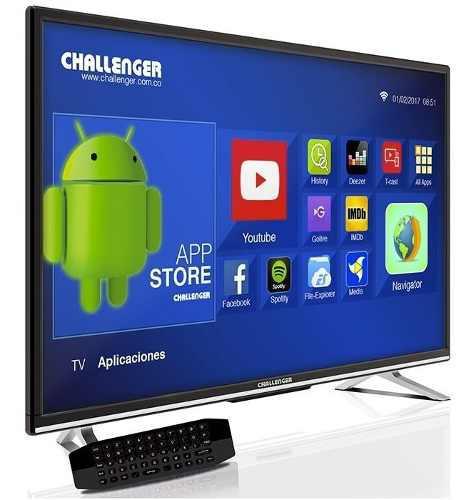 Televisor Android Challenger 43 Pulgadas