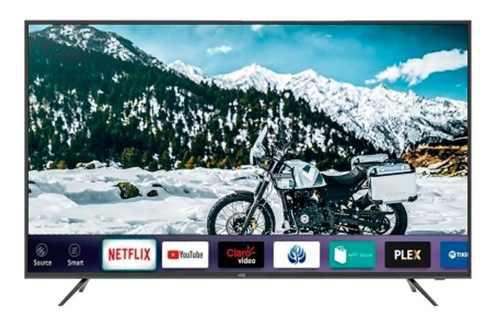 Televisor Kalley 50 Led Smart Tv, Bluetooth K-led50uhdsfbt