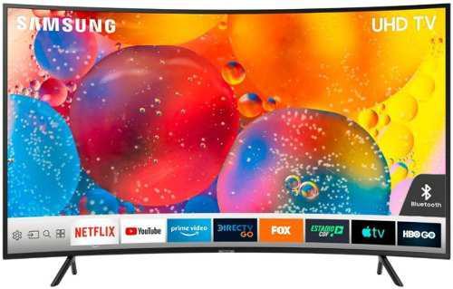 Televisor Samsung 49 Pulgadas Curvo 4k Smart Tv Hdr Wifi Tdt