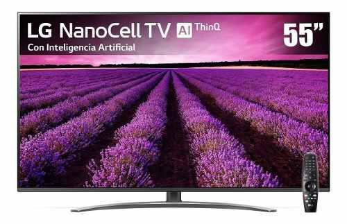 Tv 55 Lg 55 Sm 81 Smart Nano Cell