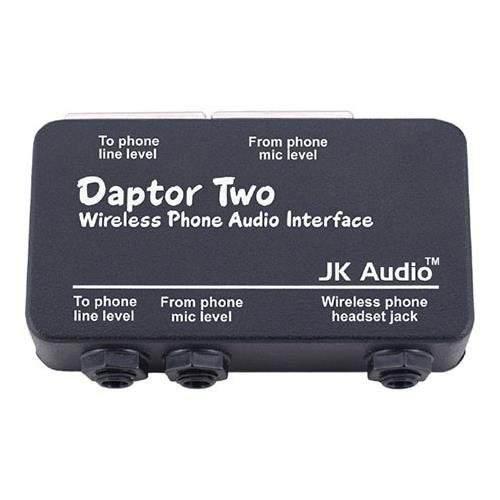 Interfaz De Audio Del Teléfono Inalámbrico Jk Audio Daptor