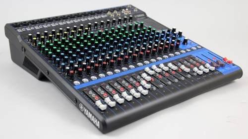 Mixer Mg20xu Yamaha Mezclador De 20 Entradas De
