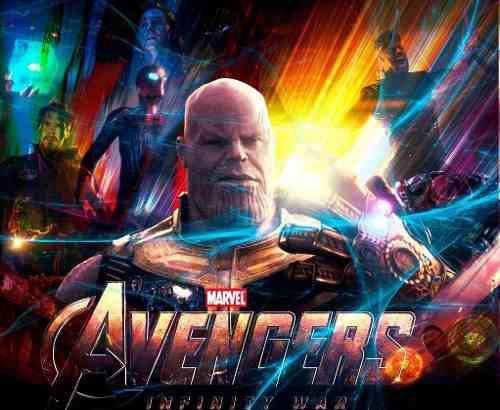 Avengers: Infinity War 1080p Full Hd Digital