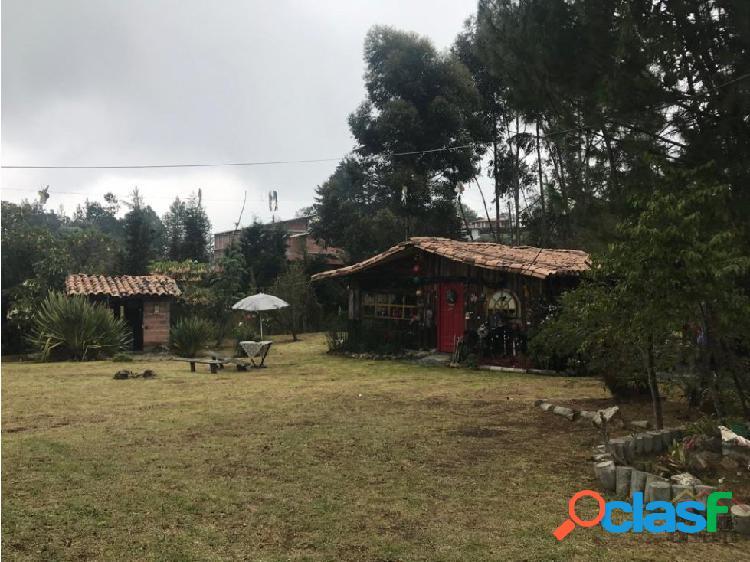 Casa Lote en Venta Vereda El Plan Santa Elena