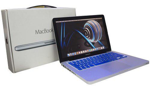 Portatil Macbook Pro Core I5 Ram 8gb En Caja Gratis Case