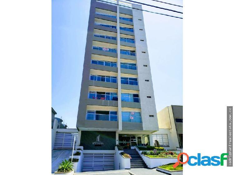 Se vende apartamento de 100 mt2 en Ciudad Jardin