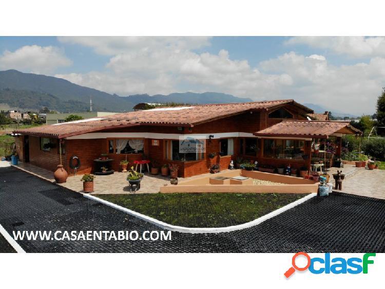 Vendo Hermosa Casa en Tabio Paloverde