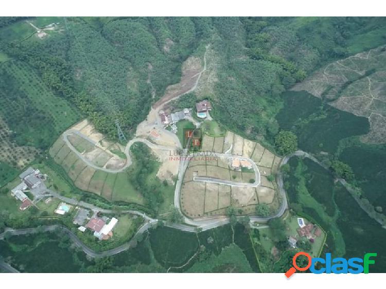Venta Lote Conjunto Campestre en Chinchina