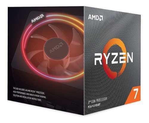 Procesador Amd Ryzen 7 3800x Rgb 3.9 Ghz 36 Mb Cache