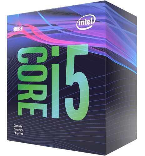 Procesador Intel Core I5 9400f