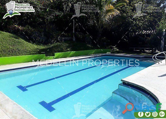 Alquiler de Finca de Descanso en Copacabana Cód: 4033*