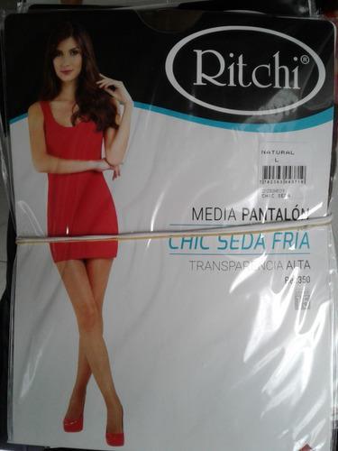 Ritchi Medias Veladas Chic Seda Fría