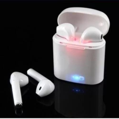 Audifonos Bluetooth I7 Tws Mini Con Base De Carga Air Pods