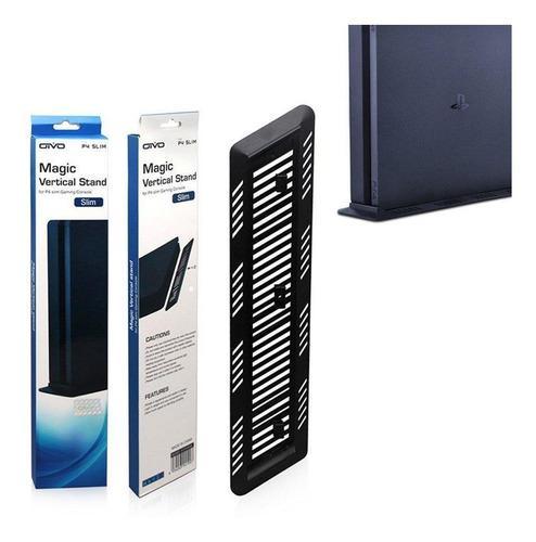 Base Vertical Ps4 Slim Disipa Calor Playstation 4 Slim
