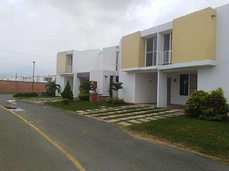 Casa Condominio En Venta En Jamundi Hacienda El Castillo
