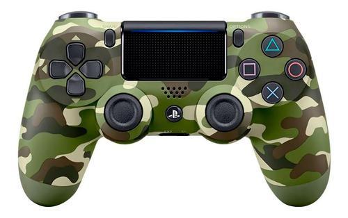 Control Ps4 Dualshock 4 2da Generación Camuflado