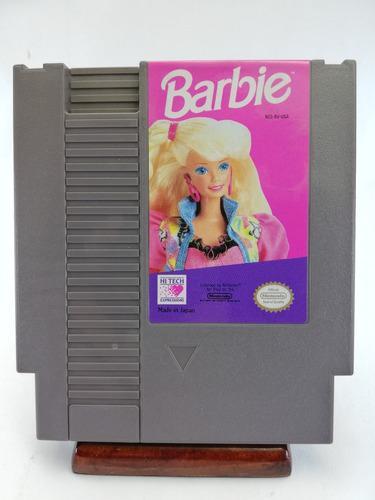 Excelente Oferta! Barbie Para Nes