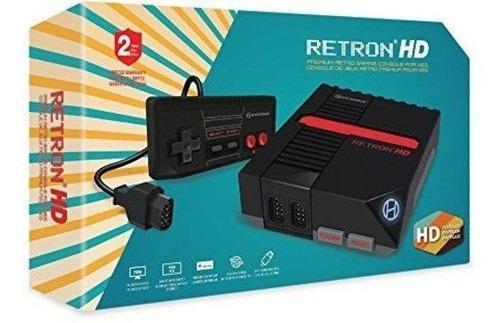 Hyperkin Retron 1 Hd Gaming Console Para Nes Black