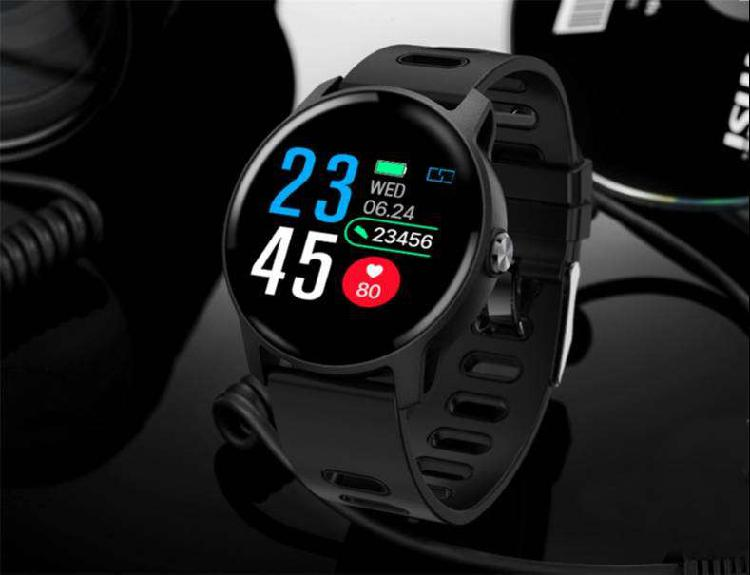 RELOJ DIGITAL S08 SMARTWATCH