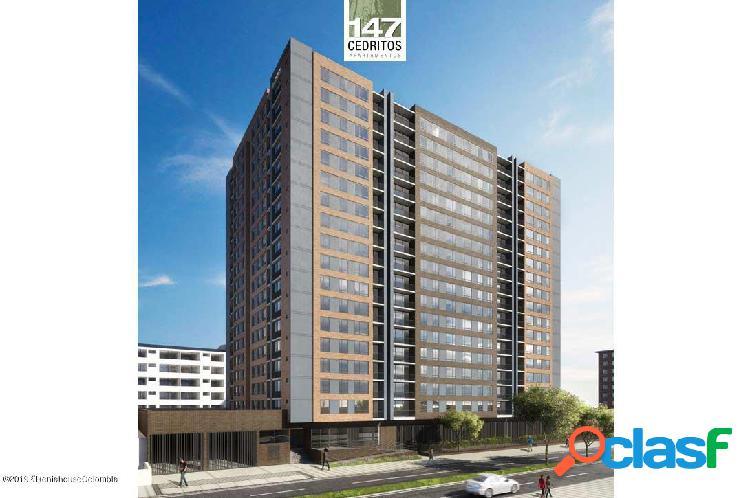 Apartamento Venta Cedritos 20-618 C.O