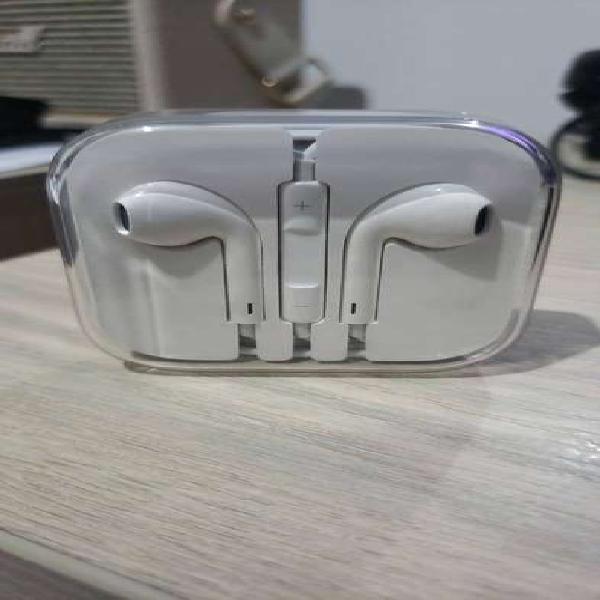 Audifonos Earpods Apple iPhone 5-5s-5c-6/iPad/iPod -