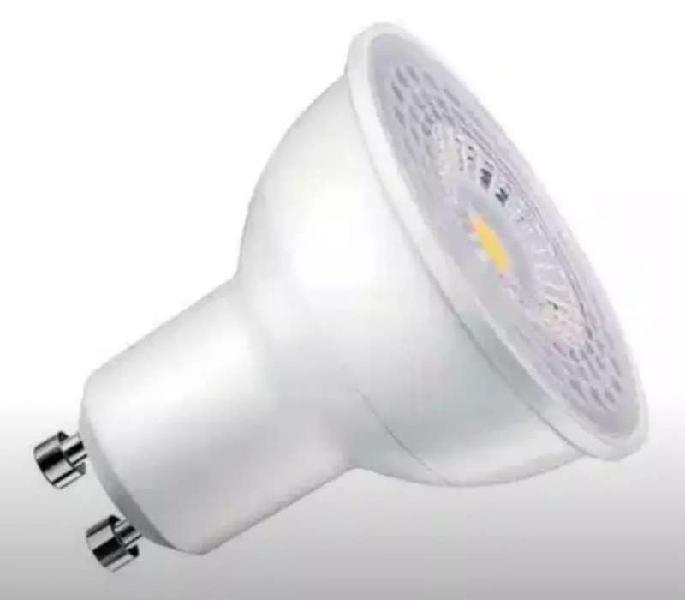 Bombillo reflector ( bala) GU10 luz led 5 watts incrustar