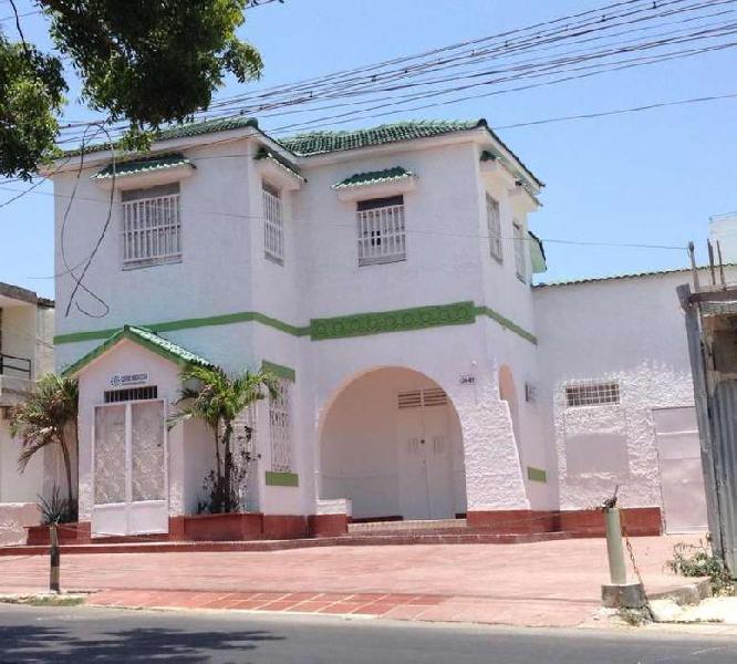 Casa En Arriendo/venta En Barranquilla El Recreo