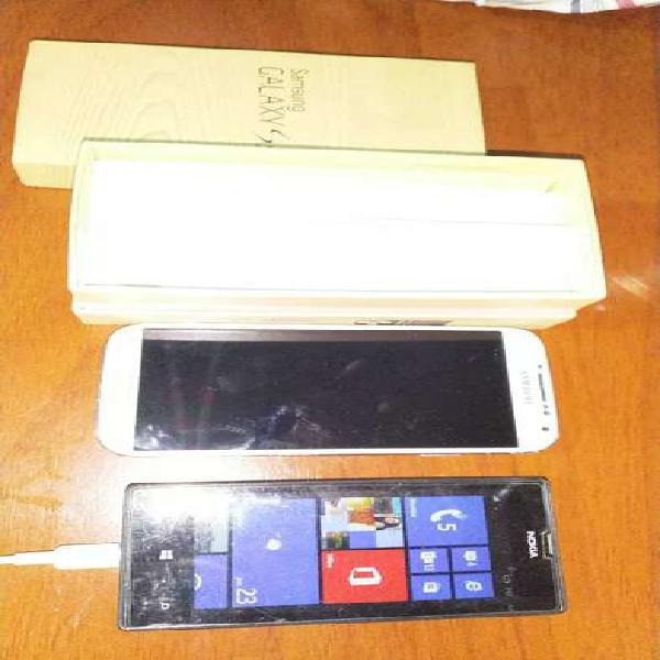 Celular Samsung S4 para repuestos