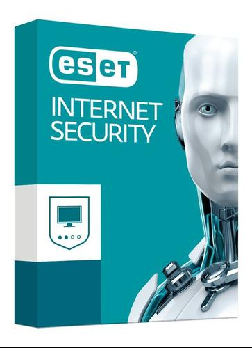 Eset Internet Security V13 / Licencia Original 20 Pc 1 Año