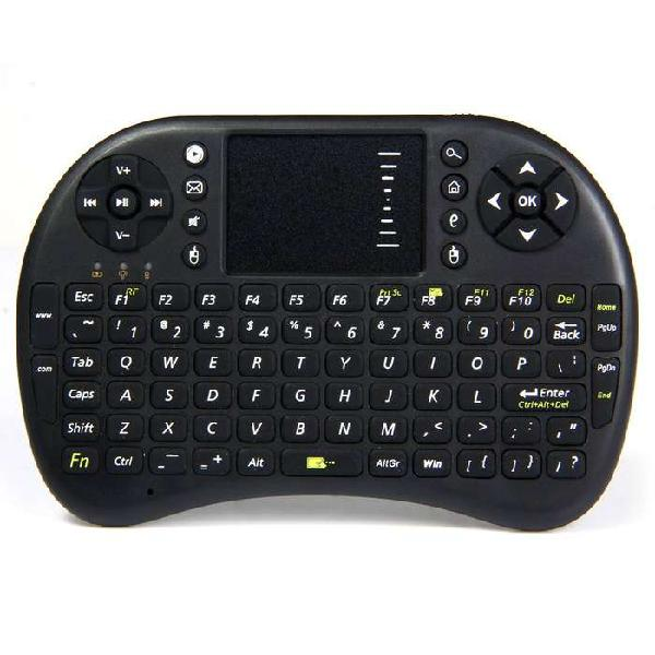 Mini Teclado Luminoso para Televisor o Pc