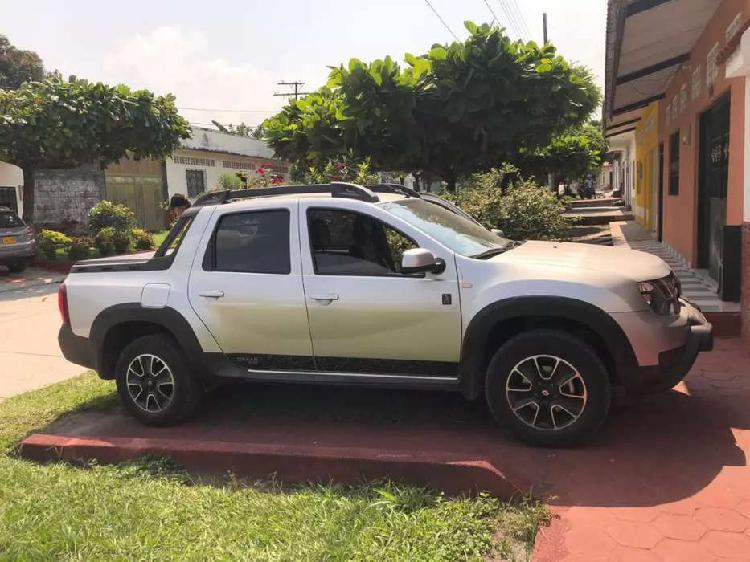 Renault duster Dakar oroch 2018 fuel equipo