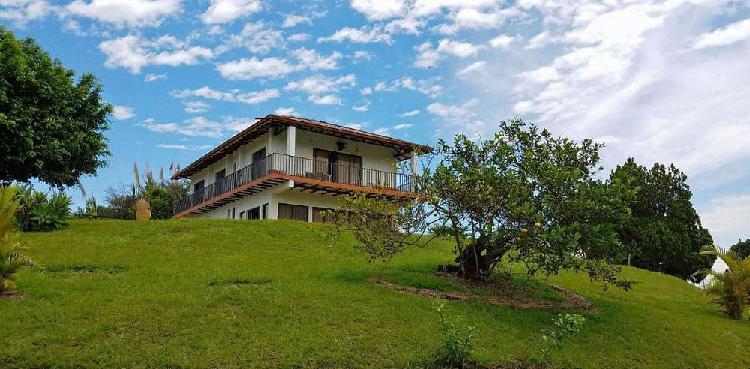 Se Alquila Casa Campestre AMOBLADA En Pereira _ wasi1323789