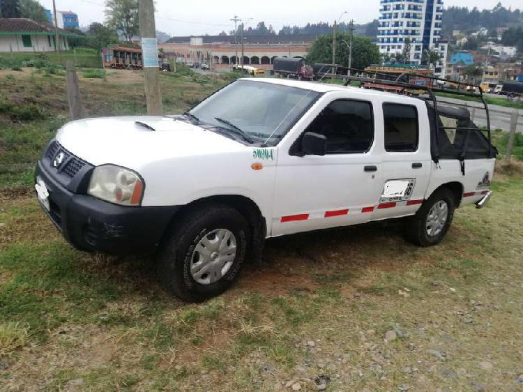 Se Vende Nissan D22. Diesel Modelo 2.009. con Puesto en